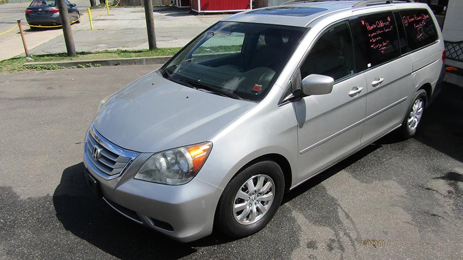 2009 honda odyssey ex l minivan 4d capitalgroupautosales net capital group auto sales